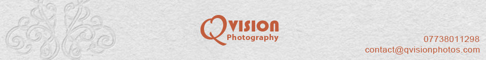 QVision Photos | Sussex Wedding and Portrait Photographer logo